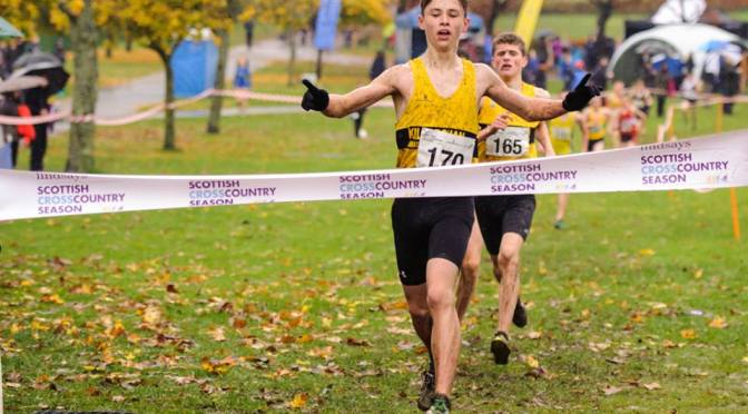 Short Course XC Championships Results, Sat 11 Nov 2017