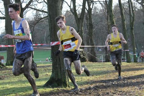 Ewan McKerral & Josh Hendry keeping it clean (photo by Steven Hill)