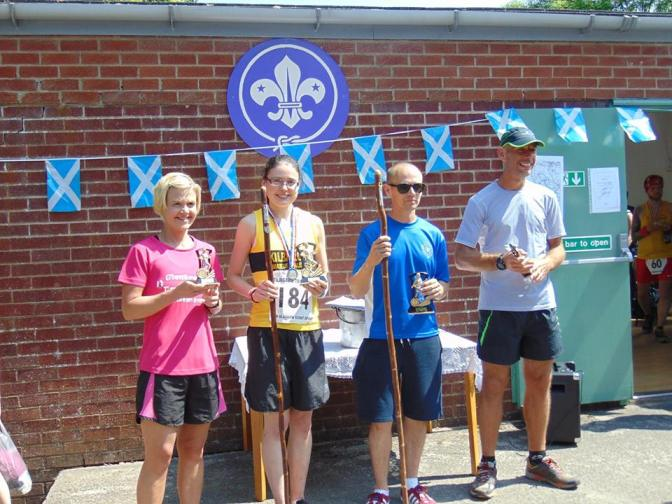 Milngavie 8.5 Mile Trail Race Results, Sun 5 Jun 2016