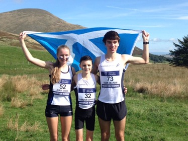 British & Irish Junior Moutaining Running Results, Sat 17 Sep 2016