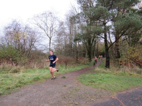 Josh Hendry (photo by Linwood parkrun)