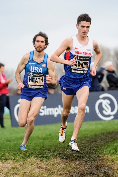 Great Edinburgh XC Event Jan 7th 2016 (C)Bobby Gavin Byline must be used