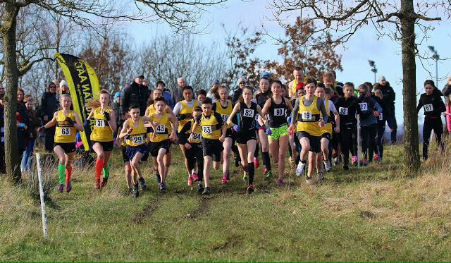 Club XC Championships, Results Sat 18 Feb 2017
