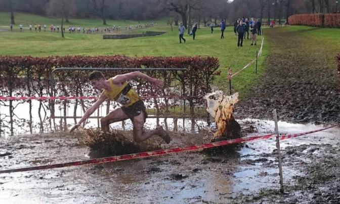 National XC Championships, Sat 24 Feb 2018