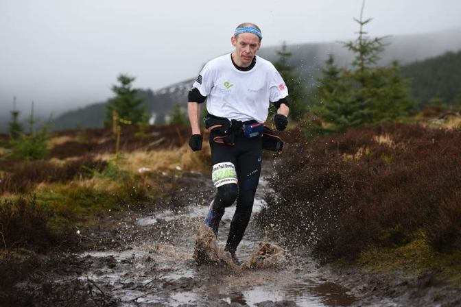 Glentress Trail 1/2 & Marathon Results, Sat 25 Feb 2017