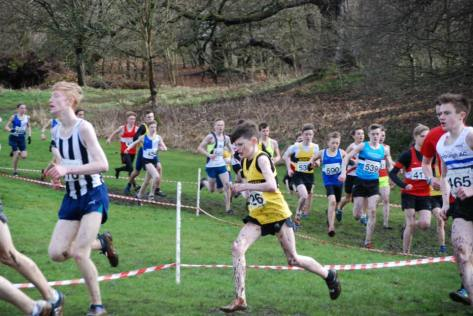 "Lewis ""one shoe"" Hannigan storming round"
