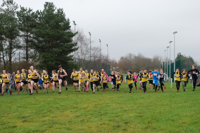 Club XC Championships Results, Sun 11 Mar 2018