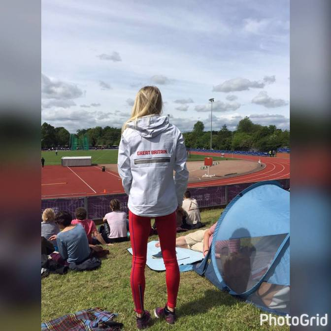 Reekie makes GB debut in Loughborough International