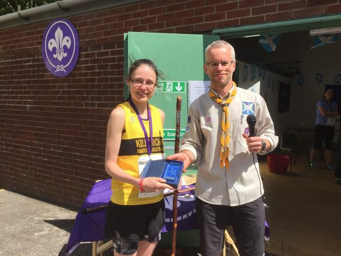 Milngavie Trail Race Results, Sun 4 Jun 2017