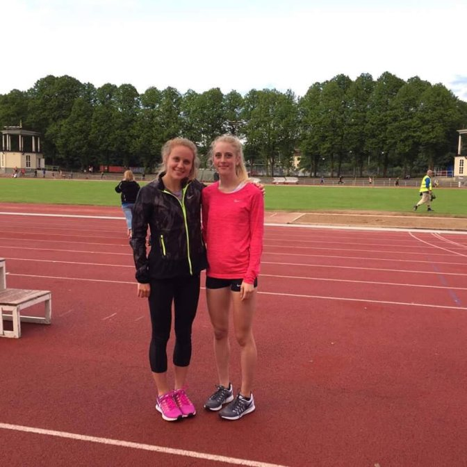Reekie runs a Swede PB in Gothenburg