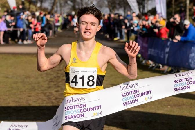 Wright & Patton celebrate National Gold at Falkirk