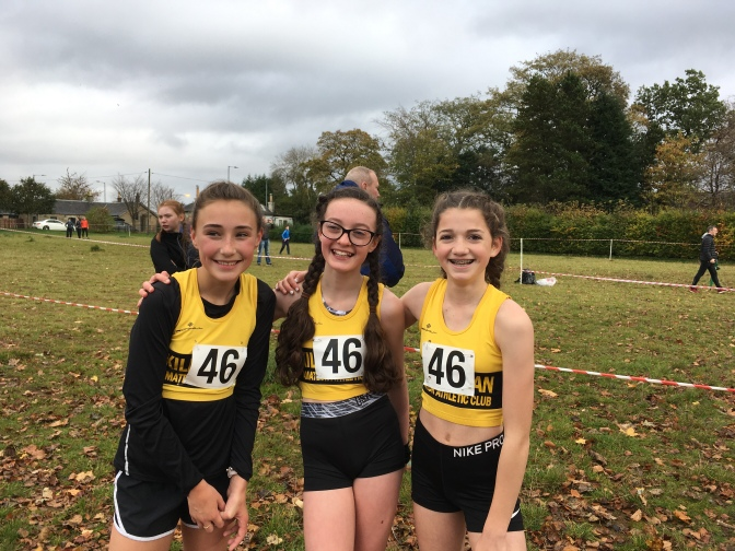 Renfrewshire Relays Provisional Results