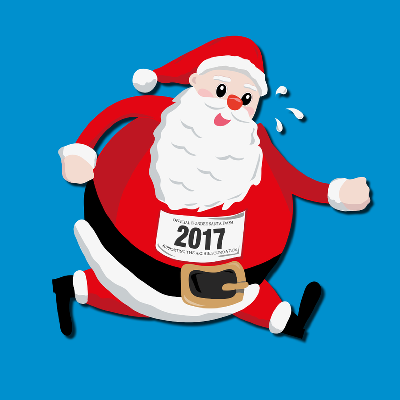 Junior Santa Dash – New Date