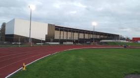 29 Oct 2019 Kilbarchan AAC Indoor Facility